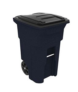 Toter 025564-R1769 Residential Heavy Duty Two Wheeled Trash