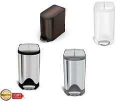 10 L Step On Trash Can Garbage Storage Organizer for Home Ki
