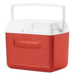 Rubbermaid 10 Quart Classic Red Victory Personal FG2A1104MOD