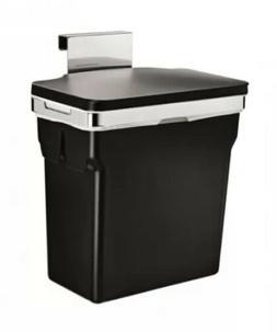 Simplehuman 10L In-Cabinet Can - Organize Garbage Can 2.6 Ga