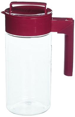 Takeya Patented and Airtight Pitcher Made in the USA, 1 Quar