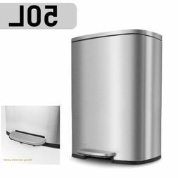 13 2 gallon 50l stainless steel rectangular