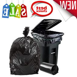 15 Pack Heavy Duty 95 To 96 Gallon Garbage Can Liners Trash