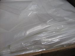 Trash Recycling Bags, 15 Super Jumbo Clear Recycling Bag/Tra