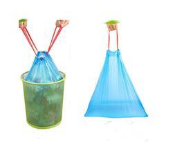 15Ct 6 Gallon Drawstring Kitchen Trash Bags Trash Can Liners