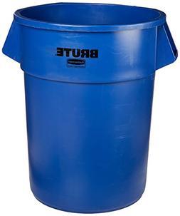 Rubbermaid Commercial 1779732 BRUTE Heavy-Duty Round Waste/U