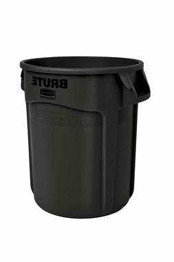 Rubbermaid Commercial Products 1926827 Brute Heavy-Duty Roun