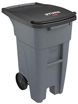 Rubbermaid Commercial Products 1971941 BRUTE Rollout Heavy-D