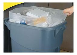 New 220 Light Duty 45-50 Gallon Garbage Bags Commercial Tras