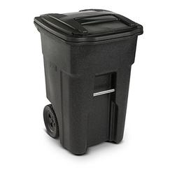 Toter 25548-R1209 Residential Heavy Duty Two Wheeled Trash C