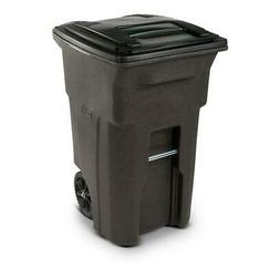 Toter 25564-R1279 Residential Heavy Duty Two Wheeled Trash C