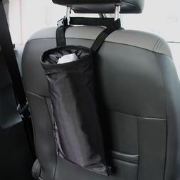 2PCS Portable Car Seat Back <font><b>Garbage</b></font> Stor