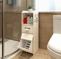 3 tier bathroom cabinet storage rack free