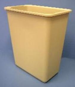 30 Quart Replacement Container, Almond