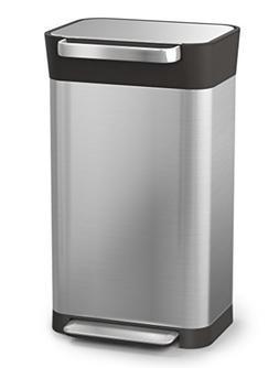 Joseph Joseph 30030 Intelligent Waste Titan Trash Can Compac