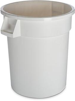 Carlisle 34102002 Bronco Round Waste Container Only, 20 Gall