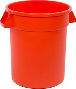 Carlisle 34102024 Bronco Round Waste Container Only, 20 Gall