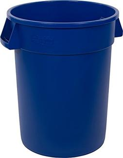 Carlisle 34103214 Bronco Round Waste Container Only, 32 Gall