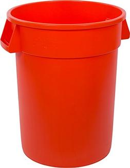 Carlisle 34103224 Bronco Round Waste Container Only, 32 Gall