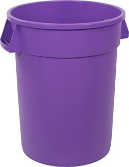 Carlisle 34103289 Bronco Round Waste Container Only, 32 Gall
