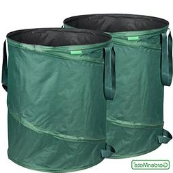 GardenMate 2-Pack 43 Gallons Pop-Up Garden Waste Bags - Coll