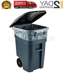 65 Gallon Trash Bags │ 1.5 Mil │ Clear Heavy Duty Garbag