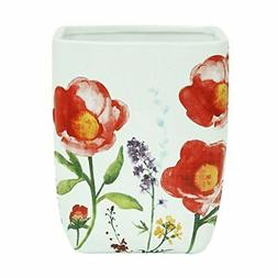 Bacova Guild 89598 Merry May Wastebasket Garbage Can