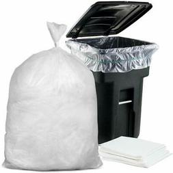 95-96 GALLON WHEELED TRASH CAN LINERS Garbage Container Outd