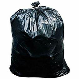 Toughbag 95 Gal Trash Bags, Black, 2 Mil, 61x68, 25 Garbage
