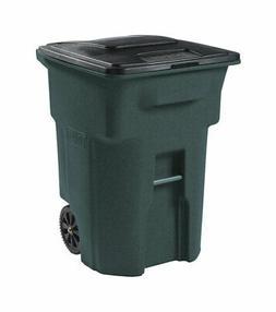 96 gal polyethylene wheeled garbage can lid