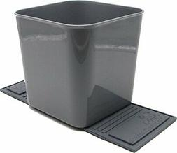 Auto Car Vehicle Garbage Can Trash Bin Waste Container Quali