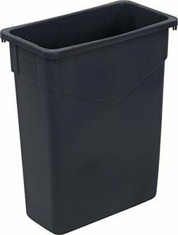 Carlisle 34201523 TrimLine Rectangle Waste Container Trash C