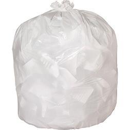 Genuine Joe 02312 Heavy-Duty Trash Bags, .8 Mil, 13 Gallon,