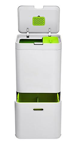Joseph Joseph 30001 Intelligent Waste Totem Kitchen Trash Ca