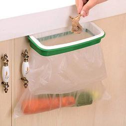 Lunies Hanging Trash Garbage Bag Holder for Kitchen Cupboard