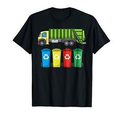 Recycle Garbage Truck Recycling Can Shirt