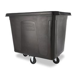 Rubbermaid Commercial MDPE 102.9-Gallon Laundry and Waste Co