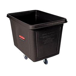Rubbermaid Commercial MDPE 128.6-Gallon Laundry and Waste Co