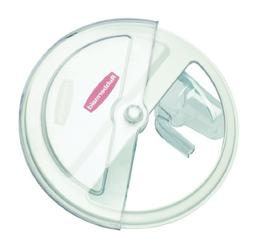 Rubbermaid Commercial ProSave Sliding Lid with 3 Cup Scoop,