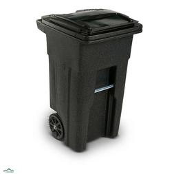 Toter 025532-R1209 Residential Heavy Duty Two Wheeled Trash