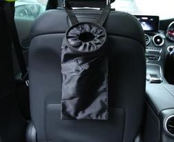 TrueLine Automotive Car Headrest Garbage Can
