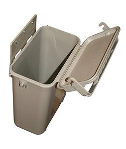 Under-Counter Indoor Kitchen Food Waste 1.5 gal Compost Cont