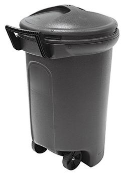 United Solutions TB0042 Critter Proof Wheeled Garbage/Trash