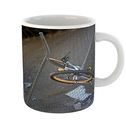 Westlake Art - Bicycle Bike - 11oz Coffee Cup Mug - Modern P