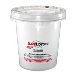 Wholesale CASE of 2 - Strategic Prod. 5 Gallon Recycling Tub