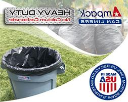 Ampack Heavy Duty Trash Bags . Made in USA. from 100% US Rec