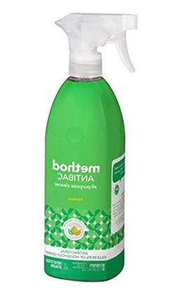 method Antibacterial All Purpose Cleaner, Bamboo 28 oz,4PK