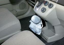 Car Trash Garbage Bag Sucker Trash Can Rack Novelty For Auto