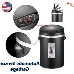 Automatic Sensor Garbage 10L Stainless Steel Touchless Trash