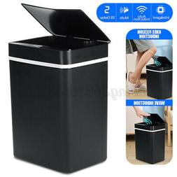 Automatic Touchless Trash Can Motion Sensor Waste Bin Garbag